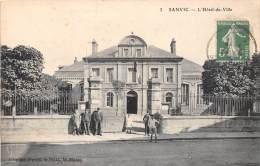 Sanvic   76   L'Hotel De Ville - France