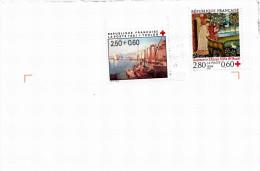 2013 Letter France - Austria - France