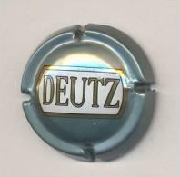 CAPSULE  DEUTZ  Ref 23a !!!! - Deutz