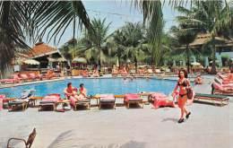 4000 Thailand Bangkok Hotel Siam, Inter-Contiental,  Poolside - Alberghi & Ristoranti