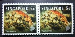 SINGAPORE 1994: Sc 674 / YT 688, Pair, O - FREE SHIPPING ABOVE 10 EURO - Singapour (1959-...)