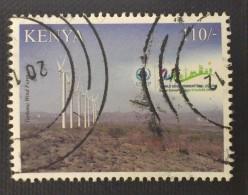 Kenya / 2011 / Mi ? WNS KE009.12 / Used - Kenia (1963-...)