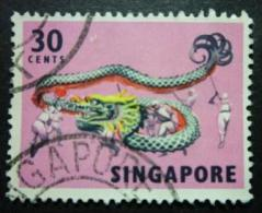 SINGAPORE 1968-72: Sc 92 / YT 88 / Tan Standard 113, O - FREE SHIPPING ABOVE 10 EURO - Singapore (1959-...)