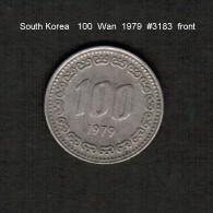 SOUTH KOREA    100  WON  1979  (KM # 9) - Korea, South