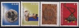 2005 Kosovo Mi. 31-4 **MNH     Kunsthandwerk - Kosovo