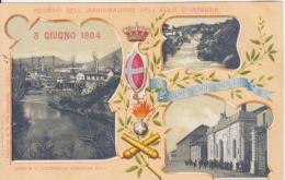 REGIO POLVERIFICIO SUL LIRI...5 GIU. 1904.INAUGURAZIONE ASILO D´INFANZIA. - Inaugurazioni
