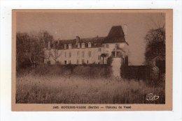 Nov13   7262149     Rouessé Vassé  Chateau De Vassé N° 1465 - Altri Comuni