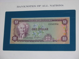 1 One Dollar  - JAMAIQUE - JAMAICA - Billet Neuf  - UNC - !!!   **** EN  ACHAT IMMEDIAT  **** - Jamaica