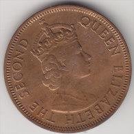 @Y@    Cyprus  5 Mils  1955  (2456) - Chypre