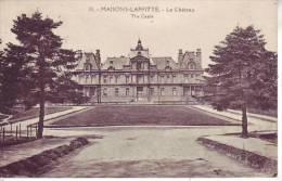 78 MAISONS LAFFITTE - Le Château - D12 30 - Maisons-Laffitte