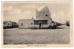 DJIBOUTI - MOSQUEE ABD EL KADER - Gibuti