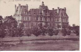 78 MAISONS LAFFITTE - Le Château - D8 - Maisons-Laffitte