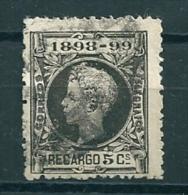 Spain 1898 Edifil 240 Used - Unused Stamps