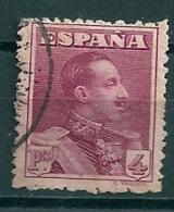 Spain 1922 Edifil 322 Used - 1889-1931 Kingdom: Alphonse XIII