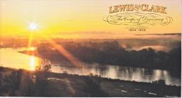 U.S.  BK 297   LEWIS  And  CLARK  PRESTIGE  BOOKLET  ** - Booklets
