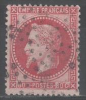 Napoléon III Lauré  N° 32 Avec Oblitération Etoile  TTB - 1863-1870 Napoléon III Lauré