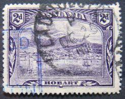 TASMANIA 1905 2d Hobart View USED **RARE** - 1853-1912 Tasmania
