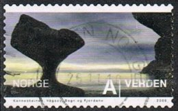 Norway 2009 Tourism A Verden Type 2 Good/fine Used [23/20928/ND] - Norway