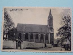Jesus-Eik Notre Dame Au Bois / De Kerk - L' Eglise  Anno 1968 ( Zie Foto Voor Details ) !! - Overijse