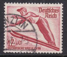 ALLEMAGNE - Jeu Olympique D'hiver  YT 560 ( MI 601 ) - Germany