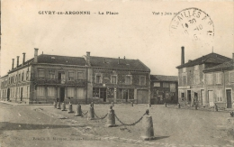 51 GIVRY EN ARGONNE LA PLACE - Givry En Argonne