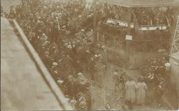 Fanfare Sur Un Kiosque - Kermesse - Probablement Région Namuroise, Dinant - à Situer - Cartes Postales