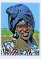 NIGER-femmes à La Fête De Bianou à Agadez - Cartes Postales