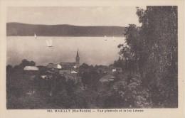 CPA - Maxilly - Vue Générale Et Le Lac Léman - France