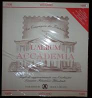 FOGLI ABAFIL - VATICANO 1999 -- NUOVI - Briefmarken