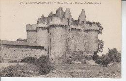79 ARGENTON CHATEAU - Château De L´ EBAUPINAY - D18 800 - Argenton Chateau
