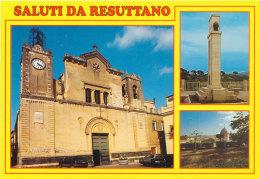 RESUTTANO (CL) SALUTI - Caltanissetta
