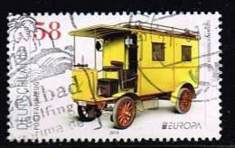 Bund 2013, Michel # 3007 O  Europa-Marke - BRD