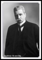 NOBEL PRIZE Hjalmar Brantong  Stamped Card 0951-4 - Prix Nobel