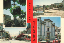 VILLALBA (CL) VEDUTINE & SALUTI - Caltanissetta