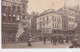 Anvers 1923 Cortège Des Bijoux Hommage à L'Amérique - Manifestations