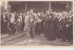 Mons Joyeuse Entrée Du Duc Et De La Duchesse De Brabant En 1928 - Manifestations