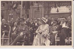 Mons Joyeuse Entrée Du Duc Et De La Duchesse De Brabant En 1928 Défilé Des écoles - Manifestations