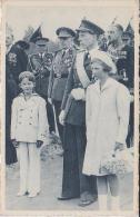 Famille Royale à L´inauguration Du Monument Roi Albert à Nieuport - Manifestations