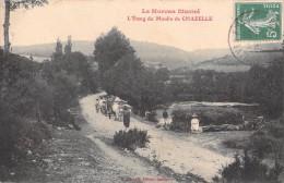 58 L ETANG DU MOULIN DE CHAZELLE / LE MORVAN ILLUSTRE - Otros Municipios