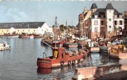 ¤¤  -    22  -  LE CROISIC   -   Le Port Et La Criée   -  Bateaux De Pêche     -  ¤¤ - Le Croisic