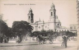 MONTEVIDEO IGLESIA DE LA MATRIX - Uruguay