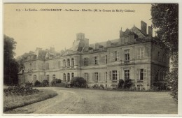 COURCEMONT  -  La Davière Côté Est  -  Ed. Garczynski, N°  155 - Otros Municipios