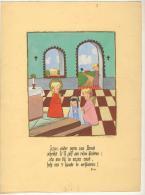 LUC HEIRBAUT Originele Tekening Aquarel 1945 Op A4 Formaat - Religion & Esotérisme