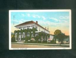 USA - Mississippi - Biloxi - Avon Hotel ( C. T. American Art) - Autres