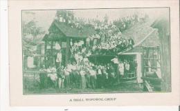A SMALL WOPOWOG GROUP (EAST HAMPTON CONN) - Etats-Unis