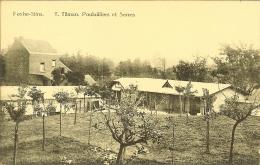 """CP De FEXHE-SLINS """" T.TILMAN , Poulailliers Et Serres """" . - Juprelle"""