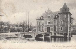 Cpa/pk 1904 Melle Chateau De Quatrecht Kwatrecht 101 Epse V. Vandenberghe - Melle