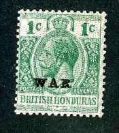 969 )  Br. Honduras 1916 Sc.#MR1  Mint* ( Cat.$.80 ) Offers Welcome! - British Honduras (...-1970)