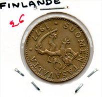 MONNAIE   FINLANDE     50 PENNIA  1977    KM 48      Lot N° 26 - Finlandia