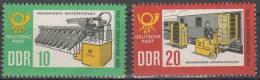 DDR 998-999 Postfrisch ** (17496) - [6] République Démocratique